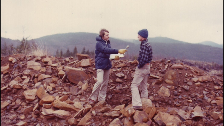 Book celebrates heroic geologist who died in the Mount St. Helens eruption