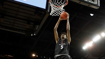 Federal Way's Jalen McDaniels heads to NBA amid sexual misconduct lawsuits