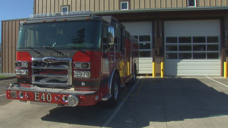 Orting firefighters face low staffing numbers ahead of wildfire season