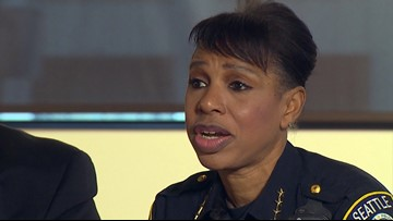 Seattle police chief reflects on Martin Luther King Jr.'s legacy