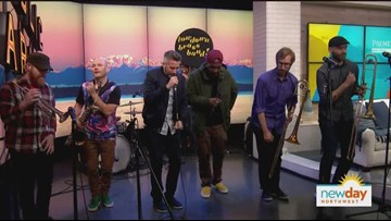 Chicago band presents brass and jazz with a twist - New Day Northwest
