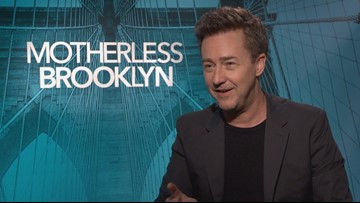 New movie 'Motherless Brooklyn' is a hard-boiled detective story with a twist - KING 5 Evening