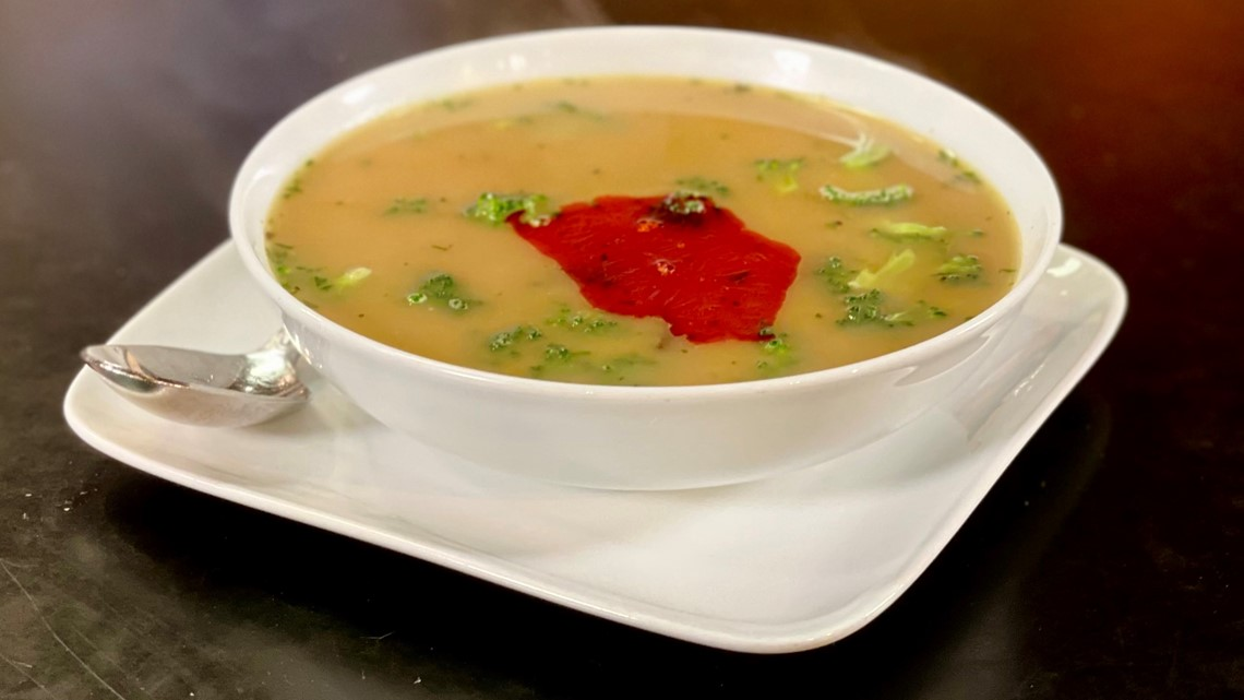 Fight falls chill with a warm bowl of Tom Douglas' soup