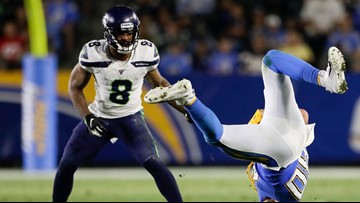 Seahawks bring back CB Jamar Taylor, waive Parry Nickerson