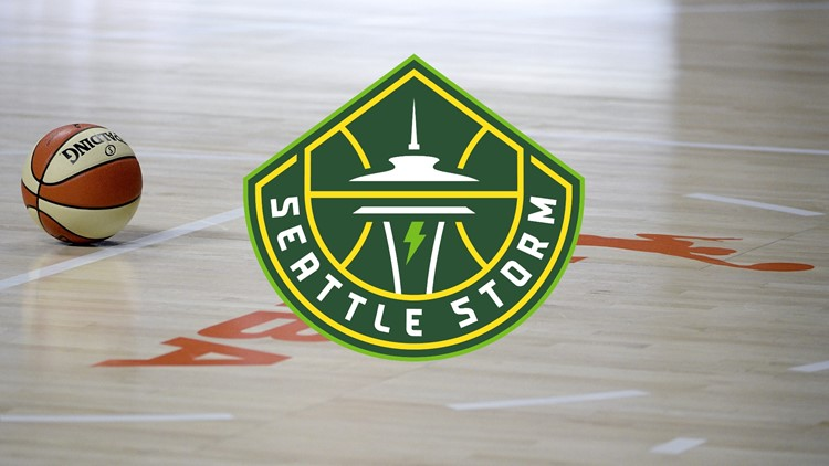 Seattle Storm unveils new logo in first major redesign in 21 years