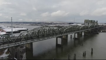 This is why bridges and overpasses freeze first