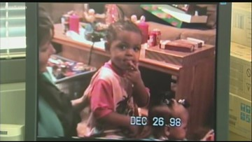 Police looking for man seen where Tacoma toddler Teekah Lewis disappeared 21 years ago
