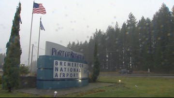 Bremerton National Airport expansion among options for new Puget Sound airport
