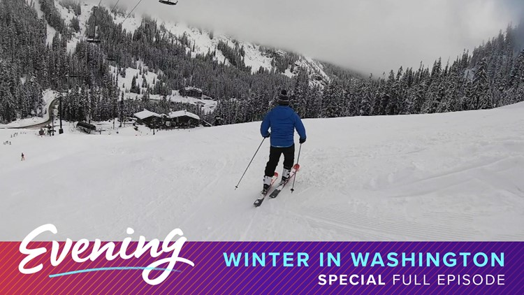 7 ways to make the most of Winter in Washington!