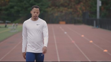 Tacoma native Marcus Chambers prepares for 2020 Olympic trials