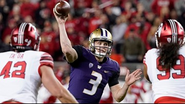 Vikings add Huskies QB Jake Browning among undrafted rookies