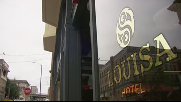 Historic building in Seattle's International District reopens as affordable housing