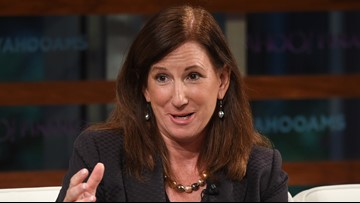 WNBA hires Deloitte CEO Engelbert as commissioner
