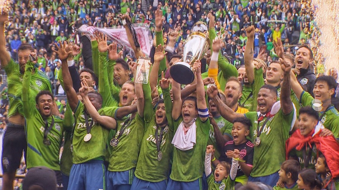 The Seattle Sounder FC play their 2020 home opener Sunday - What's Up This Week