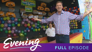 Wed 9/11, Washington State Fair in Puyallup, Full Episode, KING 5 Evening