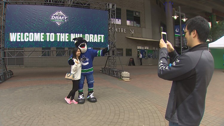 What would it take to host the NHL Draft in Seattle? Lessons from Vancouver
