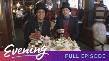 Wed 11/6, The Olive Branch Cafe in Tacoma, Full Episode, KING 5 Evening