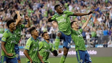 Leerdam's late winner gives Sounders 1-0 win over Whitecaps
