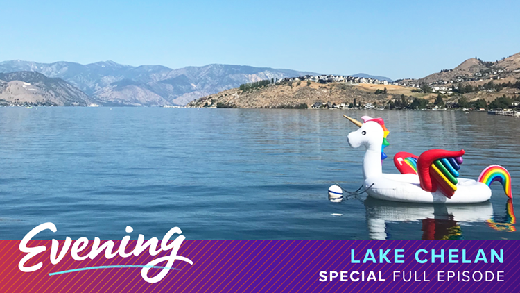 Lake Chelan | Full Episode - KING 5 Evening