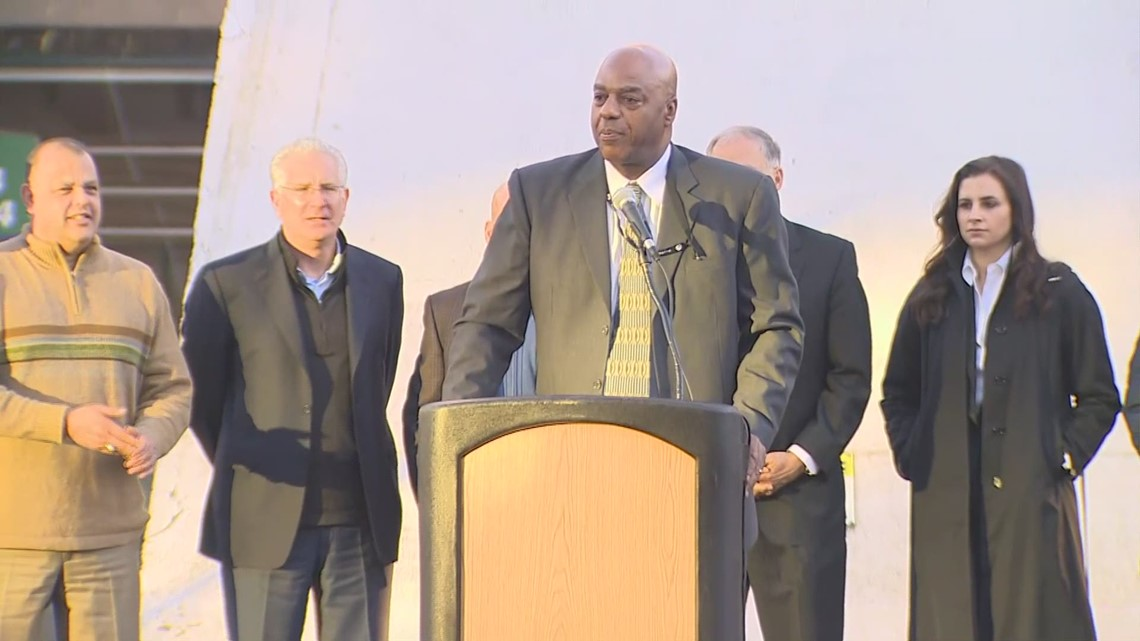 FULL VIDEO: Groundbreaking ceremony for the new Seattle Center arena