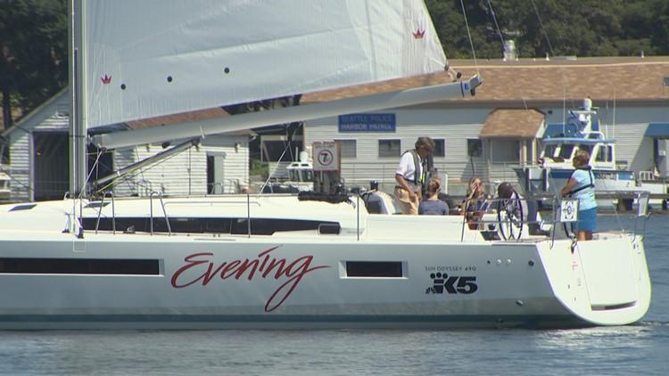 Evening Boat 2
