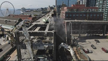 Demolition of viaduct's Seneca Street ramp to start next week