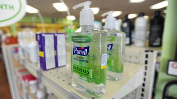 Can't find hand sanitizer? Here is how