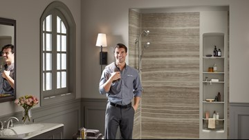 Pacific Bath Company's Shower Gurus can help you design the shower of your dreams