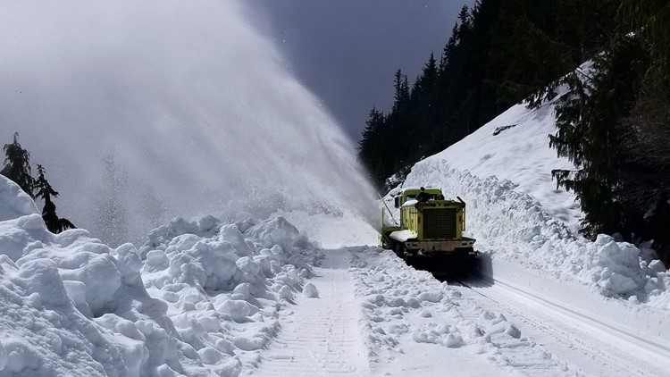 Chinook, Cayuse passes through Mount Rainier National Park reopening Friday