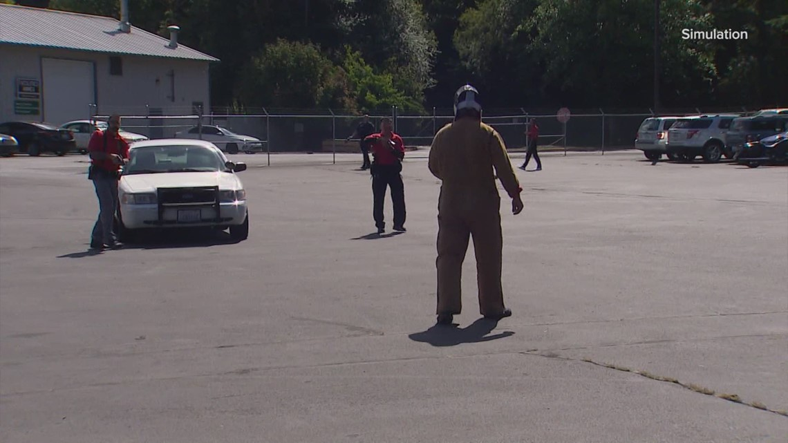 Washington's law enforcement prepare for new reform laws taking effect Sunday
