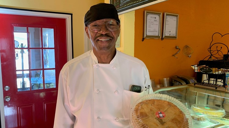 This Mount Baker man has been making pies for almost 50 years