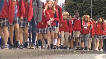 Puyallup holds largest ever volcano evacuation drill