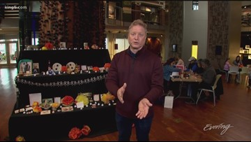 Thu 11/01, Day of the Dead at MOHAI, Full Episode, KING 5 Evening