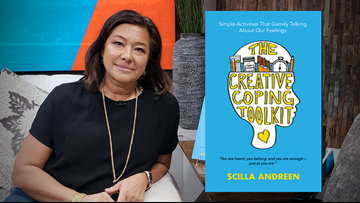 """The Creative Coping Toolkit """"Gamifies"""" talking about your feelings"""
