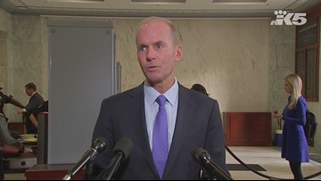 Boeing CEO statement ahead of second day of testimony