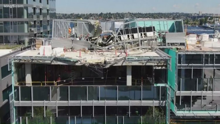 Contractor only requested one road closure before deadly Seattle crane collapse