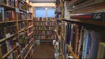 Washington prisons reverse ban on used book donations for inmates