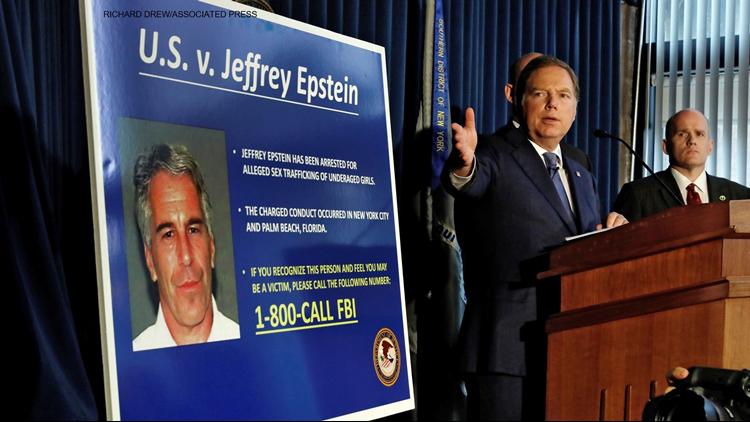 Child sex trafficking and the  Jeffrey Epstein investigation
