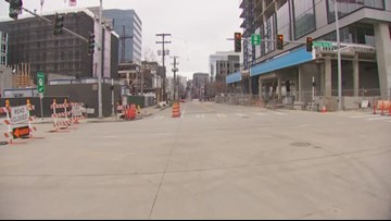 Seattle's Harrison Street opens Sunday night