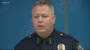 Woman who accused Bellevue police chief of rape faces charges