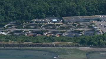 Puget Sound beaches closed due to 3 million-gallon sewage spill