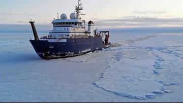 UW study finds disturbing climate change evidence in Arctic Ocean