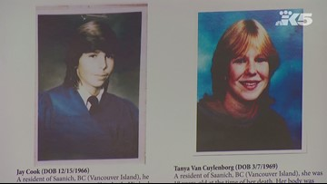 Trial begins for Washington man accused in 1987 killing of Canadian couple