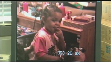 Tacoma police hope to identify man at scene of toddler's 1999 disappearance