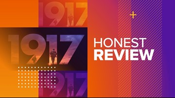 '1917' Movie Review - Honest Reviews with Kim Holcomb - KING 5 Evening