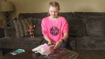 Auburn girl fights bullies one t-shirt at a time - 12 Under 12