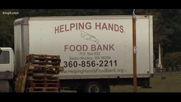 Skagit County food bank adapting to help those in need during coronavirus pandemic