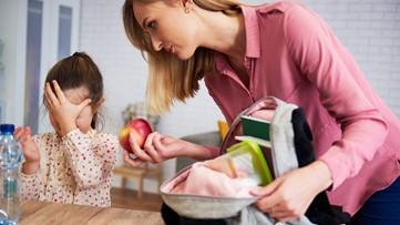 Decoding Parenting: Managing the morning mayhem