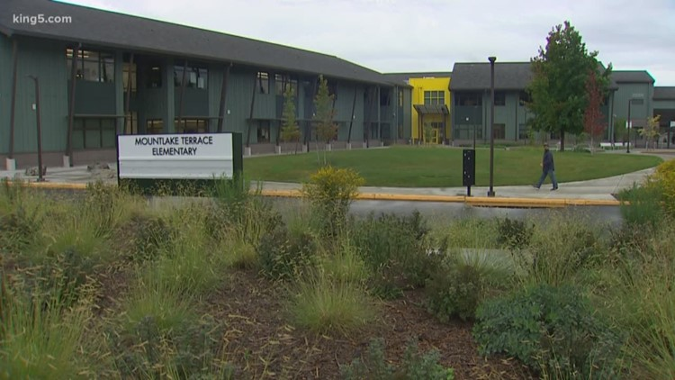 Attempted child-luring reported at Mountlake Terrace Elementary