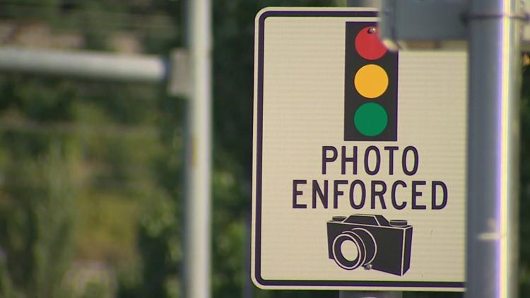 Renton police warn of red light camera ticket scam